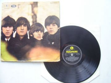 Beatles For Sale LP 1960s Pressing